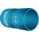 SQlab Lenkerhülse Alu 27,0 auf 31,8 mm eloxiert blue